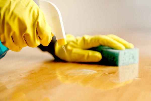 Een schoon en opgeruimd huis